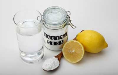 blanqueamiento dental con bicarbonato y limon